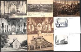 Brabant Wallon - Lot 11  Cartes  (Waterloo Rixensart Braine L'Alleud Tubize Nivelles... Prix Attractif !) - Belgique