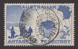 AUSTRALIA !!! 1957 2/ ANTARTCTIC TERRITORY !!! - 1952-65 Elizabeth II: IEmissione Prima Decimali