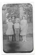 Poucharramet Carte Photo Souvenir De Poucharramet 24 Juillet 1932 - Autres Communes