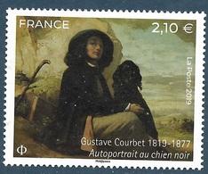 Gustave Courbet - Autoportrait Au Chien Noir (2019) Neuf** - France
