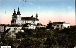 Cp Poznań Posen, Ansicht Vom Dom, Katedra - Posen