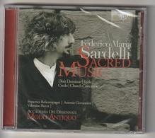 Cd  FREDERICO MARIA SARDELLI  Sacred Music   Etat: TTB Port 110 GR - Classique