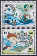 2019 IRAQ  Stamp Collecting ** MNH . . . . [ee83] - Briefmarken Auf Briefmarken