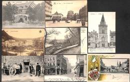 Liège (Province) - Lot 41  Cartes  (Expo Spa Chevremont Esneux Verviers Aywaille Elsenborn Nonceveux.. Prix Attractif !) - België
