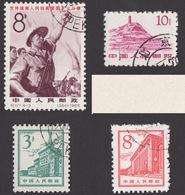 CINA !!! 1961/1965 LOTTO MISTO !!! - Cina