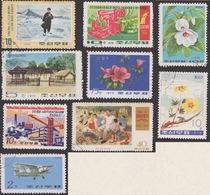 COREA !!! 1969/1975 LOTTO MISTO !!! - Corea Del Nord