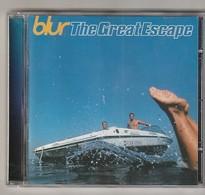 Cd  BLUR  The Great Escape  Etat: TTB Port 110 GR - Rock