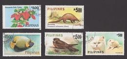 FILIPPINE !!! LOTTO DI 5 FRANCOBOLLI !!! - Filippine