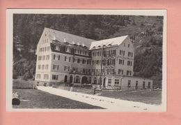 OUDE POSTKAART  ZWITSERLAND - SCHWEIZ - SUISSE -     PONTRESINA - HOTEL - GR Grisons
