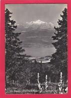 Modern Post Card Of Le Mont Blanc,Lac Leman,Genève Et Le Lac Léman,Switzerland,L58. - GE Geneva