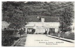 Burlats Hotel Du Paradis - France