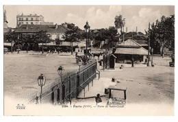 75 PARIS - 16ème, Porte De Saint-Cloud - Arrondissement: 16