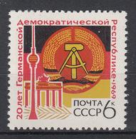 USSR - Michel - 1969 - Nr 3677 - MNH** - 1923-1991 URSS