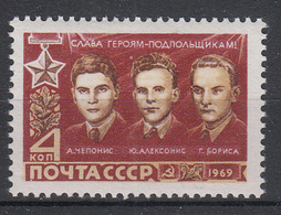 USSR - Michel - 1969 - Nr 3675 - MNH** - 1923-1991 URSS