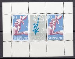 Suriname MNH NVPH Nr Block 9 From 1969 / Catw 1.50 EUR - Suriname