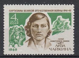 USSR - Michel - 1969 - Nr 3674 - MNH** - Ongebruikt