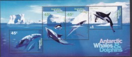 Australian Antartic Territory 1995 Whales SC L97a  Mint Never Hinged - Unused Stamps