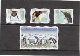VV11 - TAAF - Les Pingouins Sauteur - Royal  -Papou Millésime 2019 - Et Les Nouveaux Papous . - Neufs