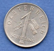 Autriche  -  1 Schilling 1935  -  Km # 2851  -  état  SUP - Oesterreich