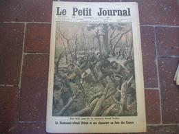 Colonel Driant Bois Des Caures Verdun Troupes Russes Ravitaillees Par Enfants Le Petit Journal Illustree 1916 - Journaux - Quotidiens