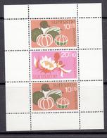 Suriname MNH NVPH Nr Block 14 From 1974 / Catw 1.70 EUR - Suriname