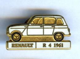 Pin's RENAULT 4L 1961 - CEF PARIS - Renault