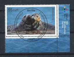 Allemagne RFA N°2620 Obl (FU) 2010 - Phoques - Oblitérés