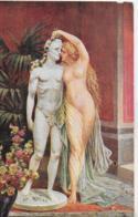 AK 0253  Sienkiewicz , H. - Quo Vadis ? / Eunice Küßt Die Statue Des Petronius Ca. Um 1920 - Peintures & Tableaux