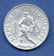 Autriche  - 1 Schilling 1952    -  Km # 2871  -  état  TTB+ - Oesterreich