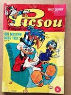 Disney - Picsou Magazine - Année 1974 - N°25 - Picsou Magazine