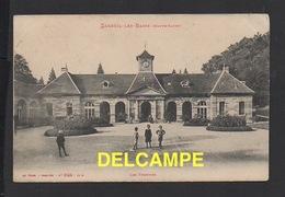 DD / 70 HAUTE SAÔNE / LUXEUIL LES BAINS / LES THERMES / ANIMÉE / 1910 - Luxeuil Les Bains