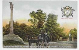 Phoenix Monument, Phoenix Park, Entrance To The Viceregal Lodge, Dublin - Dublin