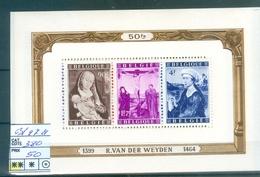 Blocs 27-28 Xx Côte 380.00€ - Blocs 1924-1960