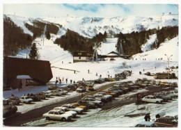 Super-Besse - Station De Sports D'hiver - Les Champs De Neige - Usagé 1981 - Besse Et Saint Anastaise