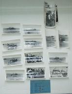 Lot De + De 30 Photos De Marins De La VP 13 à Nha Trang  Année 49/50 - Guerre, Militaire