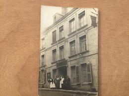 Laon .carte Photo Hotel De La Bannière - Laon