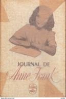 Le Journal D'Anne Franck - Livres, BD, Revues