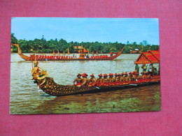 Thailand Bangkok  Has Stamps & Cancel   -ref 3411 - Thailand