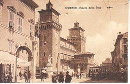 ITALIA - FERRARA - (non Comune) Tram, Leggi Testo, Animata, Viag. 1913 - 2019-1-203 - Ferrara