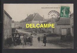 DD / 70 HAUTE SAÔNE / MAILLERONCOURT-CHARETTE / RUE DU CENTRE ET HABITANTS / ANIMÉE - Other Municipalities