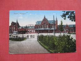 > Netherlands > Gelderland > Nijmegen Train Station     Has    Stamps & Cancel   -ref 3411 - Nijmegen