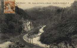 Ligne De Castres à Murat Vallée Du Gijou RV - France