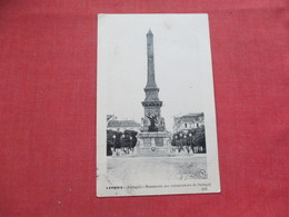 Portugal > Lisboa Monument      Has    Stamps & Cancel   -ref 3411 - Lisboa