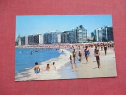 Uruguay Montevideo Playa Pocitos    Stamp  & Cancel   -ref 3411 - Uruguay