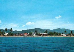 1 AK Australien * Die Esplanade Der Stadt Cairns - Krüger Karte * - Cairns