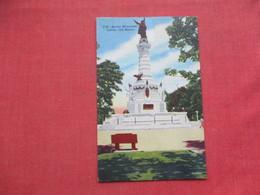 Juarez Monument    Mexico Stamp  & Cancel   -ref 3412 - Mexico