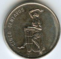 République Dominicaine Dominican Republic 5 Centavos 1989 KM 69 - Dominicaine