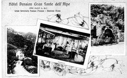 Hôtel Pension Gran Fonte Dell'Alpe - Linea Ferroviaria Faenza - Firenze - Stazione Ronta - Italia