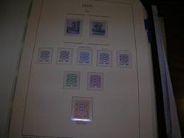 Estonia PO 1995/96 Edifici Storici   Scott.245+245a+ See Scan On Leucthurm Page; Nuovi - Estonia
