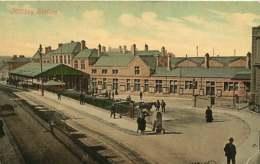 090619 - ROYAUME UNI Millbay Station - Chemin De Fer Gare - Plymouth